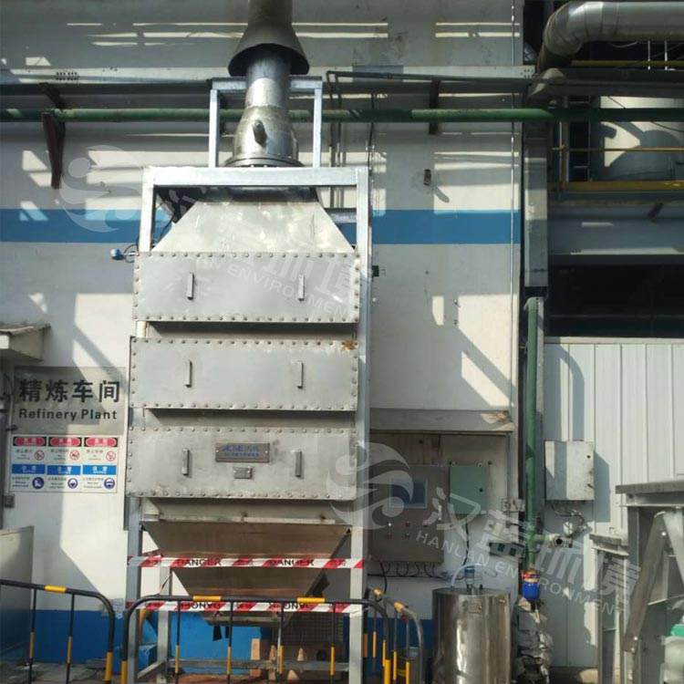 万纯小型燃油燃气锅炉SCR脱硝系统