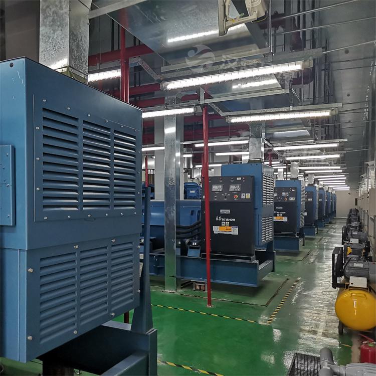 万纯发电机组尾气净化设备-数据中心